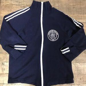 Champion Full Zip College 70's Fleece Sweatshirt
